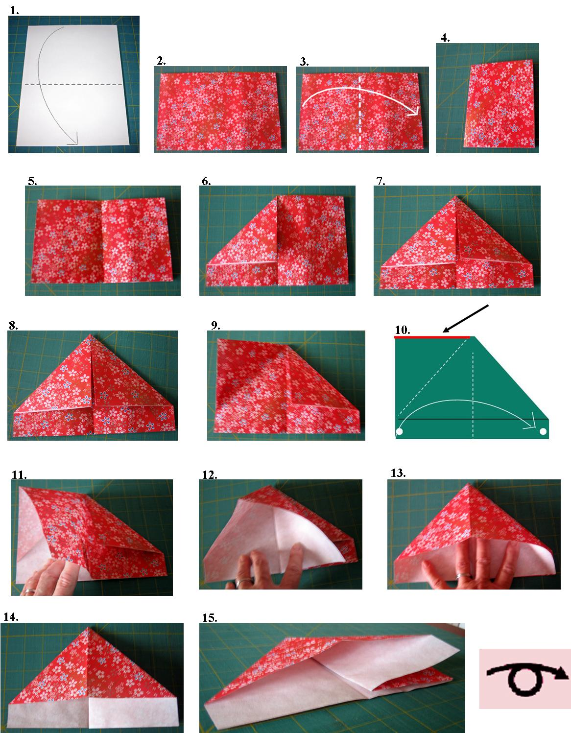 Easy origami crafts photoinstructionsfirst5rows mightylinksfo