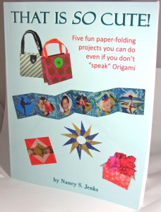 Origami project book